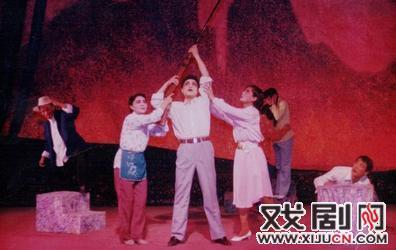 二十年前,天津表演了民谣《红石山》