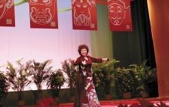 汉沽大剧院举行新年歌剧晚会