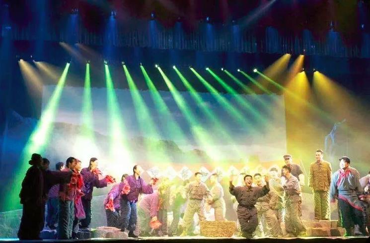 现代评剧《宁城壮歌》在赤峰成功首演