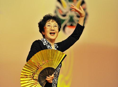 著名京剧演员黄孝慈在南京逝世