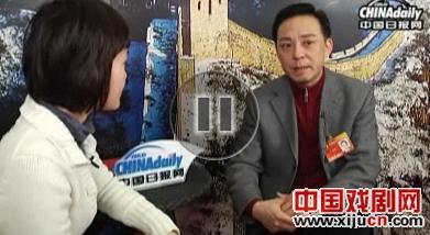 余奎志将继续致力于京剧的海外传播