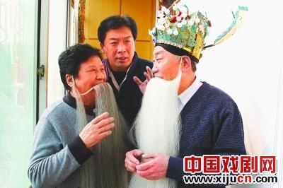 """晋剧家族:两代晋剧""""丁派""""的继承者"""