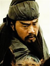 余荣光在新版《三国演义》中扮演关羽