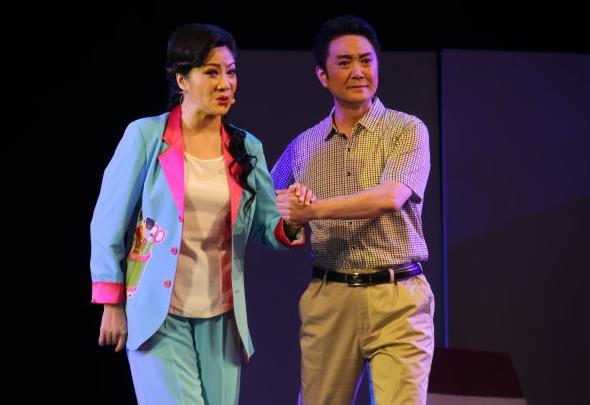 山西戏剧职业学院原创金剧《托起太阳的人》入选国家艺术基金资助项目。