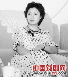 京剧梅派的著名传人:李胜素
