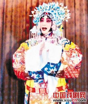 梅宝九将在Xi安剧院上演《醉妃》