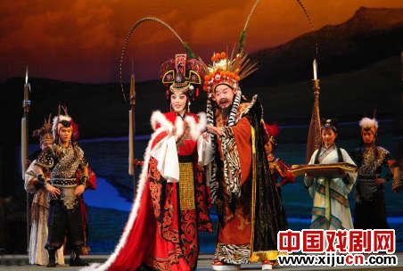 内蒙古自治区京剧团