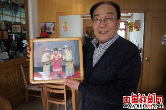 京剧表演艺术家吴忠:继承人不仅是一种荣誉,也是一种责任