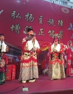 """北京京剧院""""每周一颗星""""将主要戏剧传递给基层"""