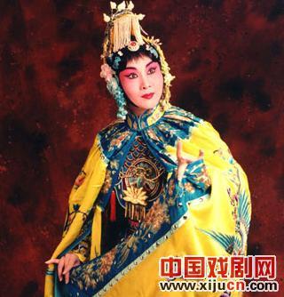 """京剧表演艺术家魏海民获""""2010中国文化名人""""提名"""