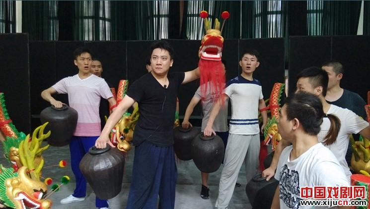京剧《镜海灵魂》将于本月29日在南京紫金大剧院首映。