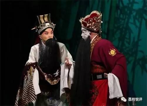 京剧《曹操与杨修》:从传统到现代
