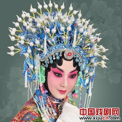 京剧《探索帝陵进宫的伟大保护者》于17日在梅兰芳大剧院上演。