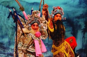 贵州京剧院将在长安大剧院上演三场精彩的演出。