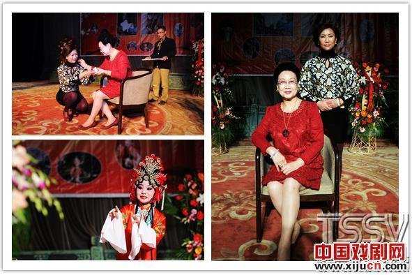 朱宝琴把李秀云当成了他的老师