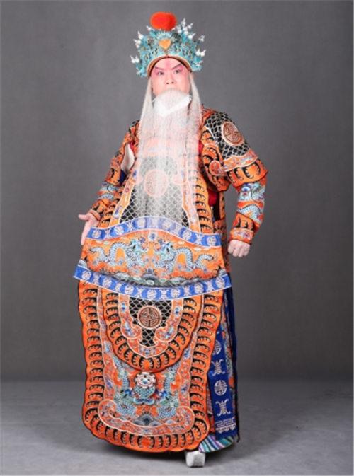 《寻找梦想与传承泽西岛》京剧《杨家将》是由北京歌剧院杜镇杰张慧芳项目工作室精选的戏剧表演的