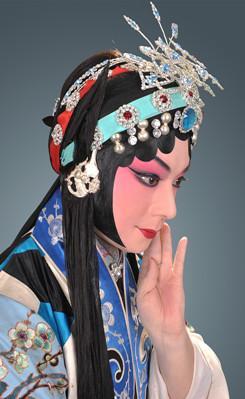 """北京京剧明星时代2012""""周一周明星""""京剧《生死恨》"""