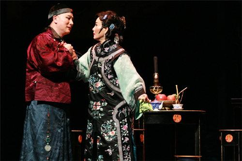 魏海民:京剧改编必须在传统与创新之间无忧无虑