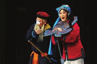 天津京剧院上演程丕的《玉堂春》