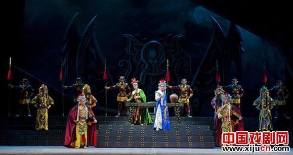 浙江京剧团将在《浙江京剧与武术三部曲》中表演终曲《飞虎队总动员》