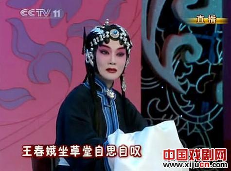 京剧城派新星张茜表演述评