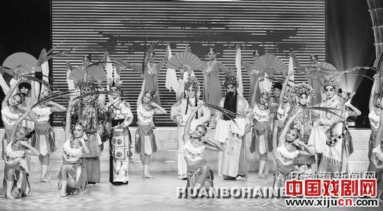 第八届中国评剧艺术节闭幕