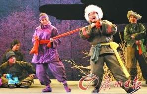 《我的呼兰河》、《送印度的传说》和《总理胡同》五月在广东上演。
