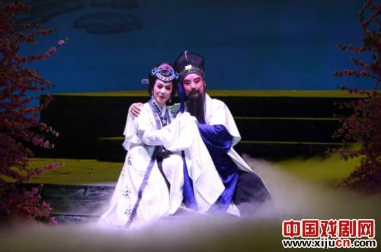 山西省晋剧院原创的山西歌剧《巴尔蒂斯御史》今晚在第四届全国优秀地方戏展上亮相