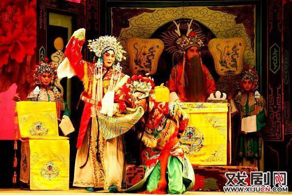 京剧,我的家乡戏剧