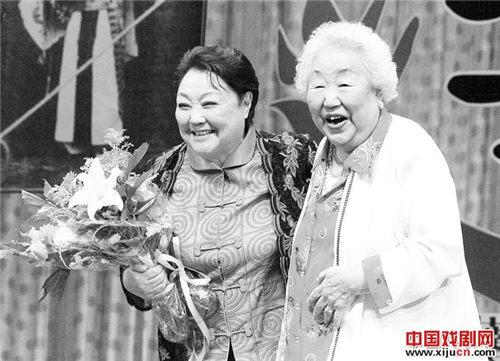 马金凤的萧君庭与弟子龚静的历史性相遇