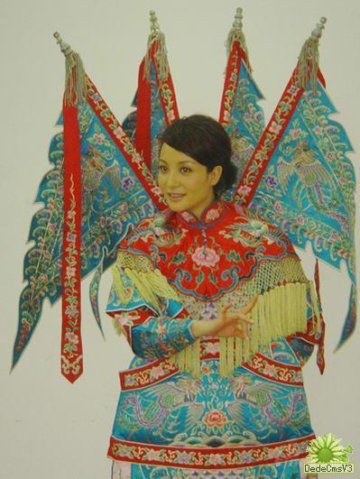出生于1969年的洪涛女演员京剧服装是否会在未来上映仍然是个疑问。