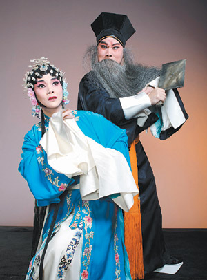 """国光剧团计划在年底举办""""唐文化50场特别演出"""""""