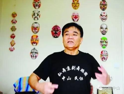 """周洪武在中山""""藏""""教人跳舞"""