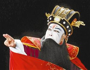 3D全景京剧电影《曹操与杨修》完成