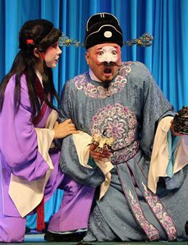 走向春天——国家京剧剧院新古典喜剧《徐九经升职记》