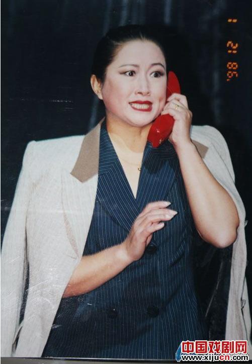 """聊城北京剧院""""女纪委书记""""为第十届中国艺术节做准备"""