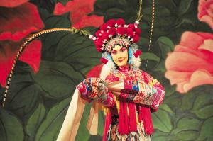 """邢台国家京剧剧院上演的一组""""红色经典与传统名曲"""""""
