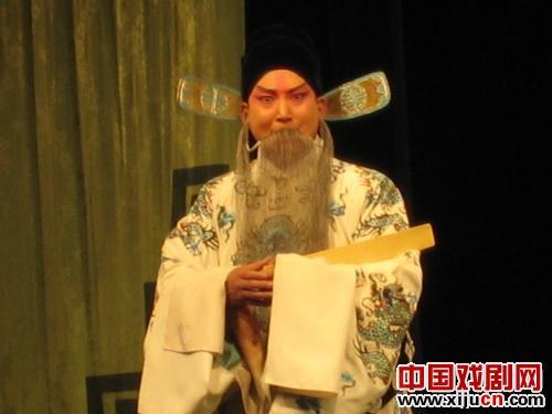 Xi派的弟子赵建忠将在河北大剧院举行他三十年来的第一场京剧个人演唱会。