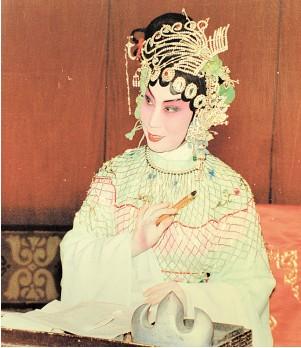 木兰花舞台艺术70周年庆典举行