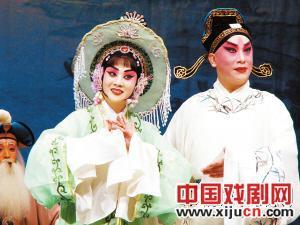 天津京剧院成功上演《谢瑶环》
