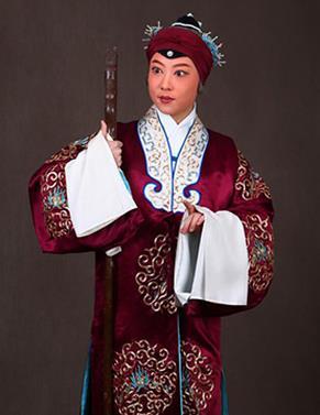 京剧《赤桑镇& # 8226》;3月14日在长安大剧院演出的《遇见龙袍》
