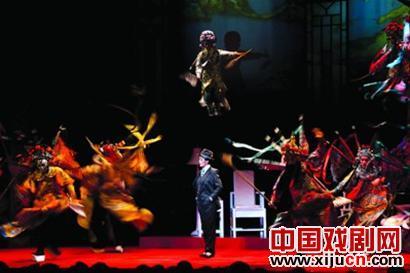 """台湾国光剧团将在上海大剧院上演新的京剧""""演员三部曲""""孟晓东、水袖与胭脂、百年歌剧院。"""