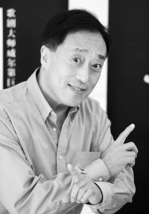 台湾著名京剧艺术家李宝春和魏海民与大陆著名演员同台演出。