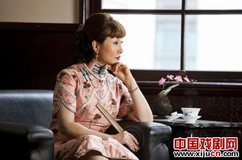 著名的梅派青衣魏海民主演的台湾国家轻剧团新剧《孟晓东》在大陆首映。