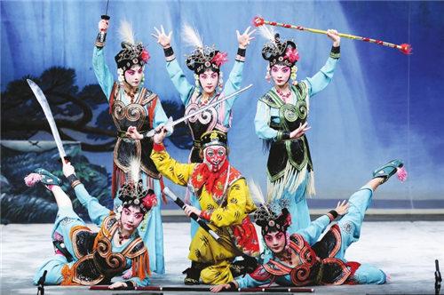 为什么京剧经典总是上演