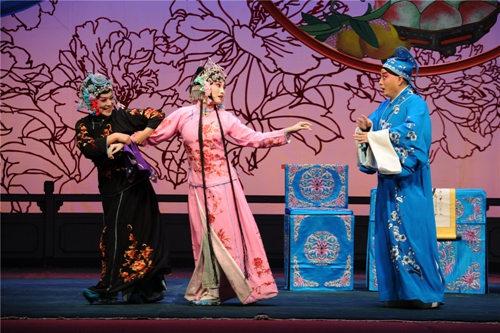 中国评剧剧院赴唐山演出《评剧唱京津冀,京津冀庆甲子》,庆祝中国评剧剧院成立60周年