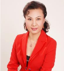 张君秋的儿子张学志和王蓉蓉·希尔表演了京剧《赵氏孤儿》