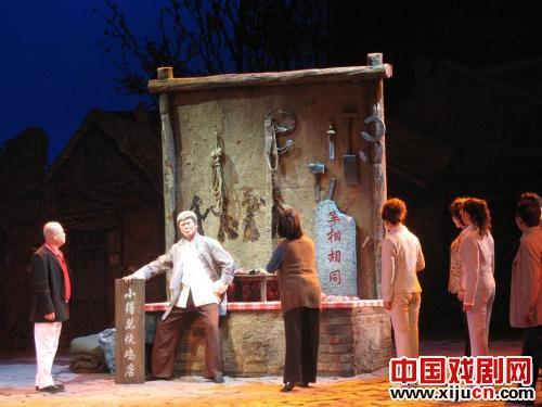 平剧《宰相胡同》再现了吉林平剧艺术的辉煌精品