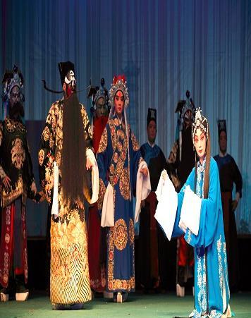 天津评剧剧院将于2018年12月15日上演评剧《包公三坎蝴蝶梦》