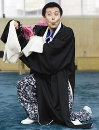 中国国家京剧剧院唯一的外国演员,石玉夫人